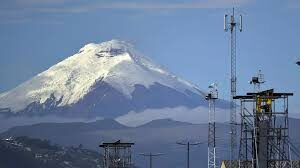 A view of Cotopaxi